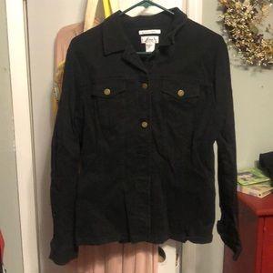 Black Jones sport jacket XL